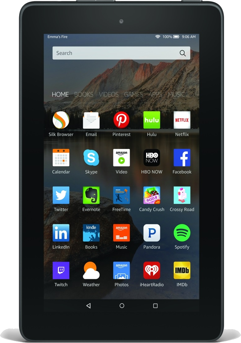 The little tablet that could: The new $50 Amazon Fire HD