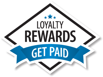 Loyalty Rewards - Get Paid