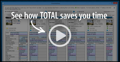 See how TOTAL saves you time