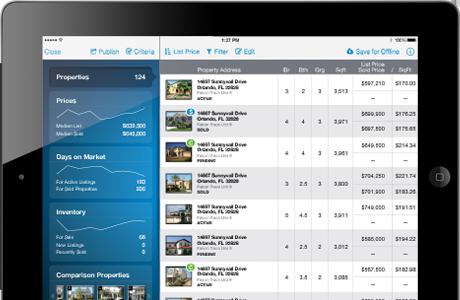 Las Vegas Real Estate Broker, App for Real Estate Agents