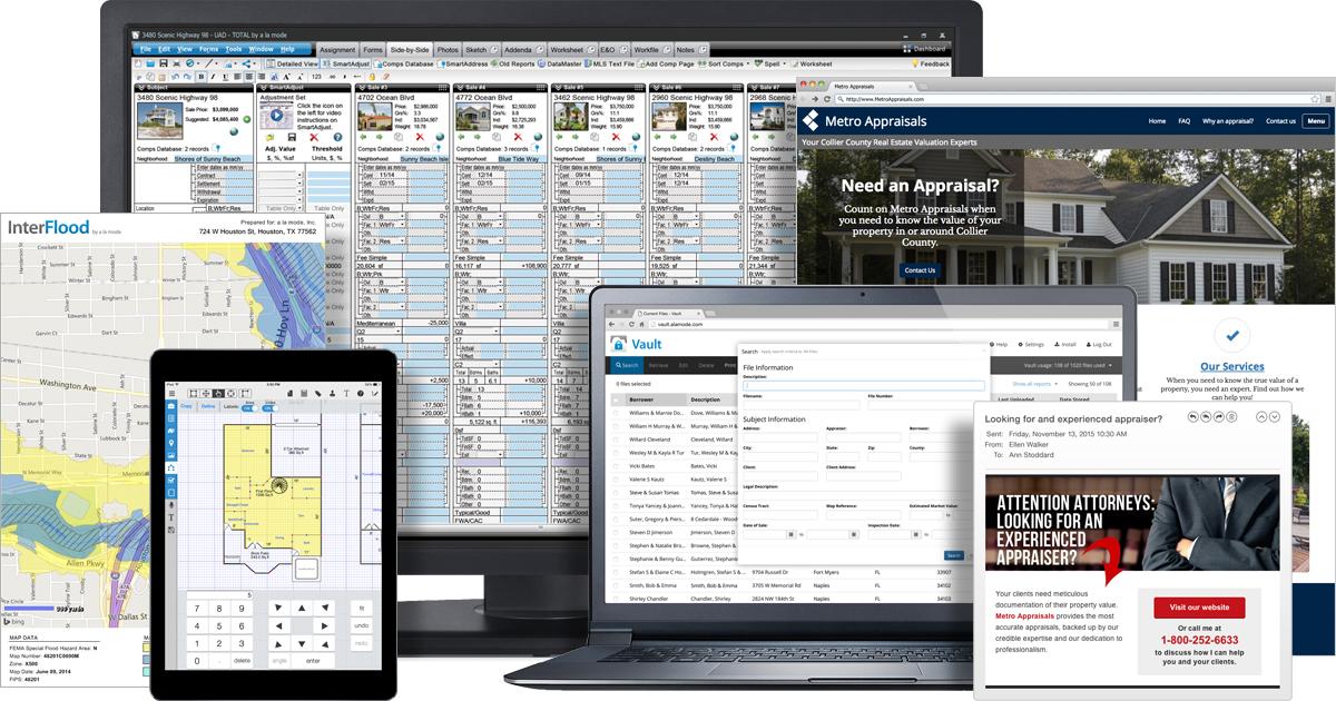 Who is Vanguard Appraisals, Inc?
