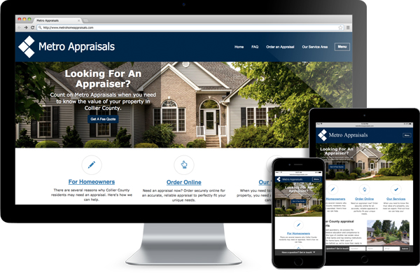 how to find appraisal value of home