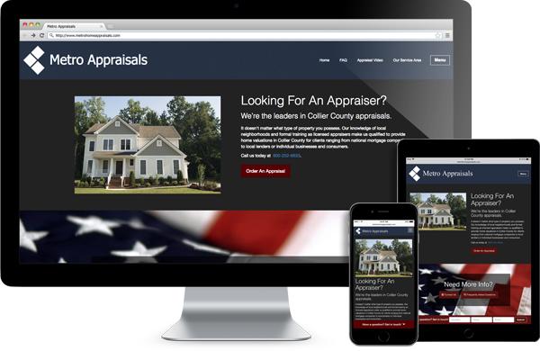 XSites - Appraiser websites - a la mode - appraisaltimes.com